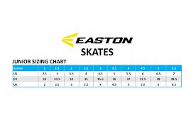 Easton Hockey Size Chart Easton Stealth 55s Junior Ice Hockey Skates Hokejam Com