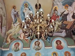 Kostenlose Bild Kronleuchter Kirche Innendekoration