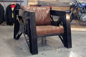 man cave furniture ideas. Industrial Leather Man Cave Furniture Chair Ideas L