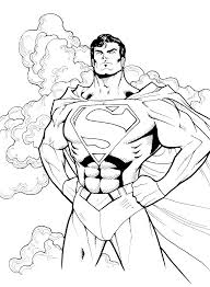Small Picture free online superman coloring pages free printable superman