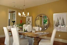 dining room wall decor with mirror. Dining Room Wall Decor With Round Big Mirror Frames W