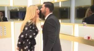 """Live-Non è la D'Urso, l'ex a Paola Caruso: """"Sfrutti tuo figlio"""""""