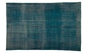 vintage overdyed rug 107 x 69 loading zoom