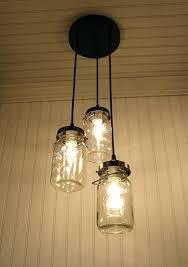 mason jar lighting fixture. Lighting Mason Jars Ball Jar Light Fixtures Best Lights Ideas On  Fixture E