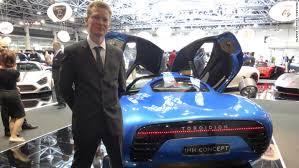 Electric hypercar Toroidion 1MW boasts 1341 horsepower