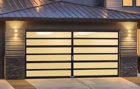 amarr horizon ho1000 residential aluminum multiview garage door