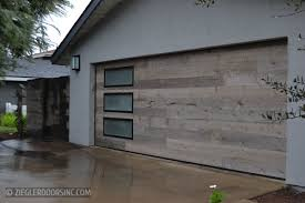 garage doors. Click To Enlarge Image Reclaimedwood-modern-wood-garage-doors-ziegler1. Garage Doors
