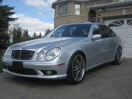 WWadehra 2006 Mercedes-Benz E-Class Specs, Photos, Modification ...