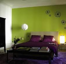 The green is the living room, the light
