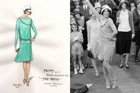 Bafta Award For Best Costume Design Mark Bridges For The Artist 2012 Photos Oscars Picks