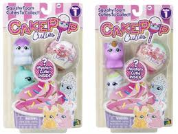<b>Игровой</b> набор Basic fun <b>Cake</b> Pop Cuties, 2 серия, 2 вида 27170 ...