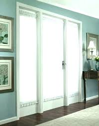 glass front door window coverings covering ideas curtain for doors with french shades curtains oval