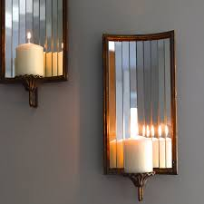 modern wall candle sconces — all about home design  beautiful and