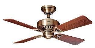 image of hunter brass ceiling fans studio series details about hunter 52 in indoor antique