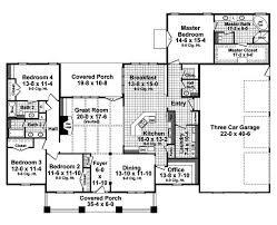 Craftsman house plan first floor 077d 0227 house plans and more