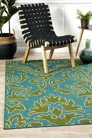 blue green rugs indoor outdoor rug wool