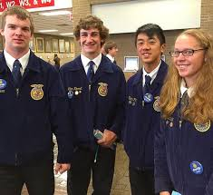 National Convention CDE Teams Trip 2015 | Penn Manor Agriculture