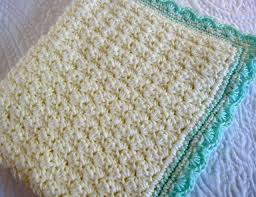 Crochet Baby Blanket Pattern Custom Baby Blanket Crochet Patterns To Try Out Cottageartcreations