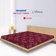 Sleepwell Activa Firmtec 5 Inch King Coir Mattress Price In