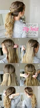 Best 25 Everyday Hairstyles Ideas On Pinterest Easy Everyday