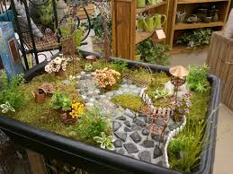 Small Picture 31 best fairy garden trailers campers images on pinterest
