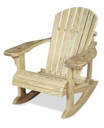 Adirondack Rocking Chair Plans F33X On Rustic Interior Home