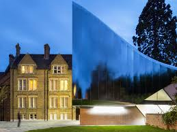Delighful Modern Architecture Oxford Zaha Modernist Library Inspires Shock And Design
