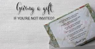 wedding gift etiquette if not invited ~ lading for Wedding Etiquette Not Invited wedding planning archivespage 2 of 6southern bride ➤ wedding gift etiquette if not invited not invited to wedding etiquette