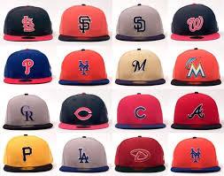 New Era 59fifty 2tone National League Mlb Baseball Hat