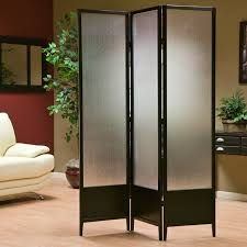 office partition designs. Diy Office Partitions. Furniture. Frosted Glass Room Partition With Black Wooden Frames And Three Designs