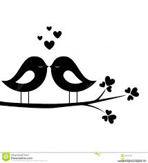lovebird clipart silhouette.  Lovebird Lovebird Clipart Silhouette  Wallpapers Gallery Intended O