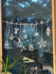 Guirlande Pour Noel Deko Weihnachten Fenster