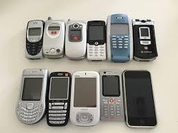 Mobile smartphones and hindsight — Benedict Evans