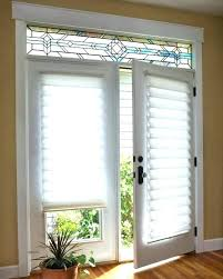 front door blinds.  Blinds Front Door Shades Interior Architecture Captivating Blinds For French Doors  In Sunscreen Roller Fitted To On I