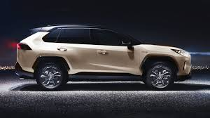 2019 Rav4 Color Chart 2019 Toyota Rav4 Perfect Suv