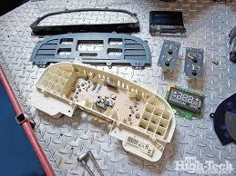 we install a dakota digital vhx system into a 1986 camaro dakota digital instrument cluster install on a 1994 chevy impala gm high tech performance magazine