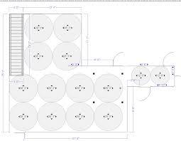 basement recessed lighting spacing guide