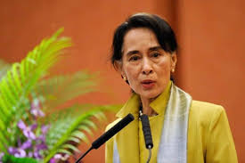 a short essay on life of aung san suu kyi com