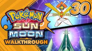 Pokémon Sun and Moon Walkthrough - Part 30: How to catch Ultra Beast Kartana/Celesteela!  (Post game) - YouTube