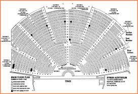 Expository Ryman Auditorium Interactive Seating Chart Ryman