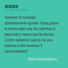 28,747 likes · 53,332 talking about this. 5 Retos Matematicos Para Despertar La Mente En Familia Yo Soy Tu Profe