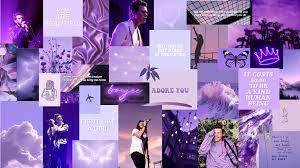 purple harry laptop wallpaper