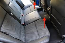 holden ve commodore rear seat removal