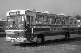 入門その頃のバス路線バスの冷房装置