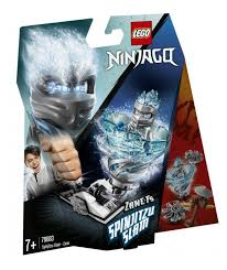 <b>Конструктор LEGO Ninjago 70683</b> Бой мастеров кружитцу — Зейн