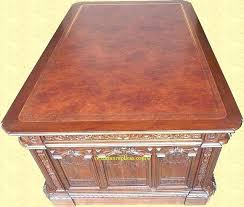 oval office desk replica. Desk Angelica Anal Resolute Replica For Sale Our Reproduction Of The Presidents Oval Office Close