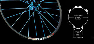 Tech Talk Are Your Bike Tires Too Wide For Your Rims