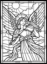 Small Picture Angel coloring pages for adults printable ColoringStar