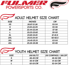 Motorcycle Helmet Measurement Chart 45 Inquisitive Four Wheeler Helmet Size Chart
