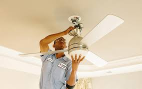 ceiling fan installation and maintenance
